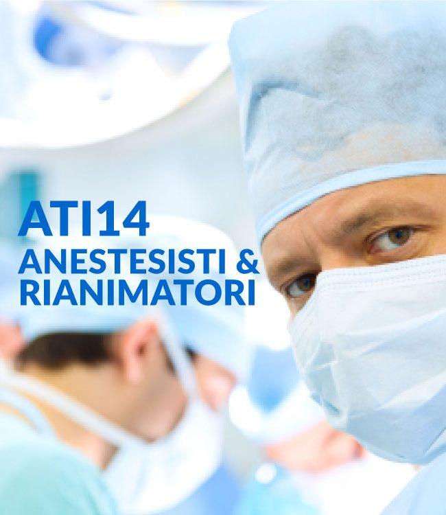 Medical-Evidence-ECM-FAD-ATI14-Anestesista-Rianimatore-Infermiere
